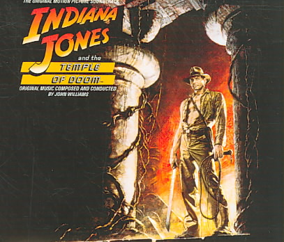 INDIANA JONES AND THE TEMPLE OF DOOM BY WILLIAMS,JOHN (CD)
