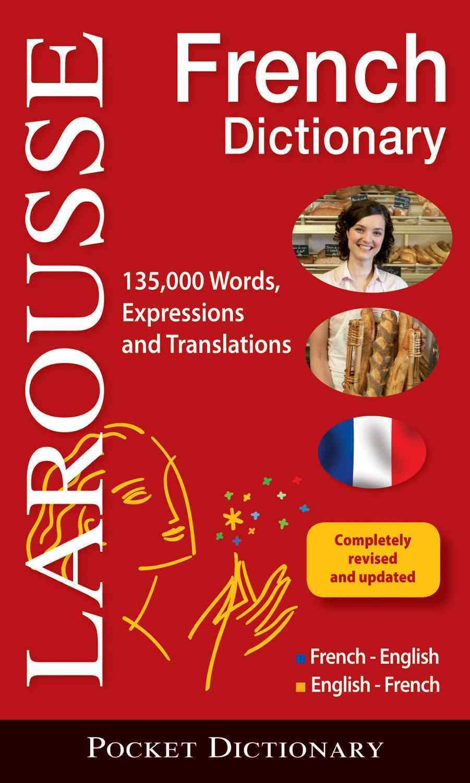 Larousse Pocket French-english/English-french Dictionary By Larousse (COR)